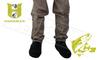 Hodgman H3 Stocking Foot Fishing Waders, Various Sizes #H3CS