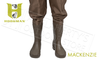 Hodgman Mackenzie Cleated Boot Fishing Waders, Various Sizes #MACKCBC