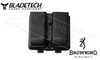 Blade-Tech Original Double Mag Pouch for Browning HiPower 9mm with Tek-Lok Mount #AMMX002478644008