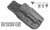 Blade-Tech Original Holster for SIG P226, Right-Handed D/OS with TekLok Mount #HOLX000886497837