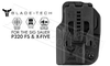 Blade-Tech Signature OWB Holster For SIG P320 FS and X-Five Series Pistols #HOLX0008S320FSTLBLKRH
