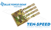 Blue Force Gear Ten-Speed Double M4 Mag Pouch #HW-TSP-M4-2