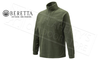 Beretta Half Zip Fleece in Green, M-3XL #P3311T14340715