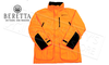 Beretta Insulated Static Jacket in Blaze Orange #GU451022950402