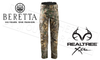 Beretta Light Static Pants in Realtree Xtra #CU24202295089E