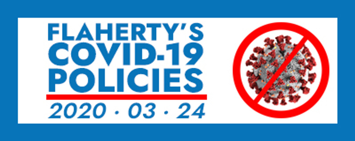Emergency COVID-19 Store Policies - UPDATED