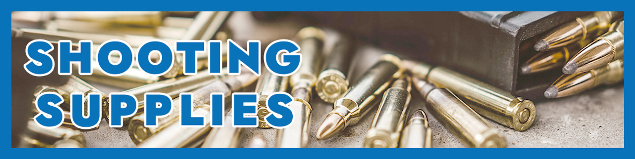 Shooting Supplies and Firearms