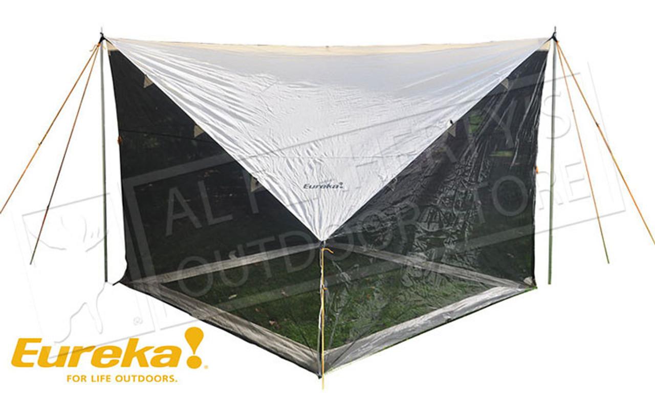 7cfc61f4663 Eureka VCS NoBugZone 11 Mesh Tent #2599471 - Al Flaherty's Outdoor Store