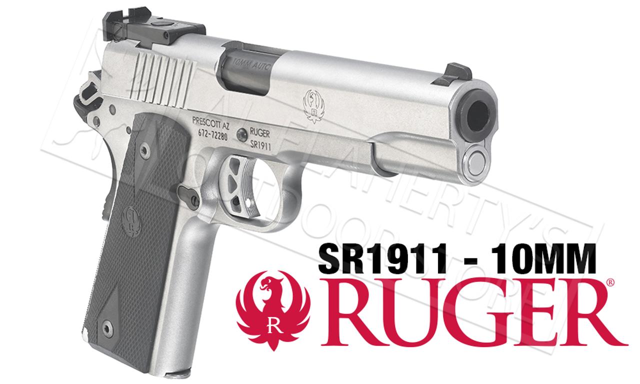 Ruger SR1911 10mm Pistol #6739