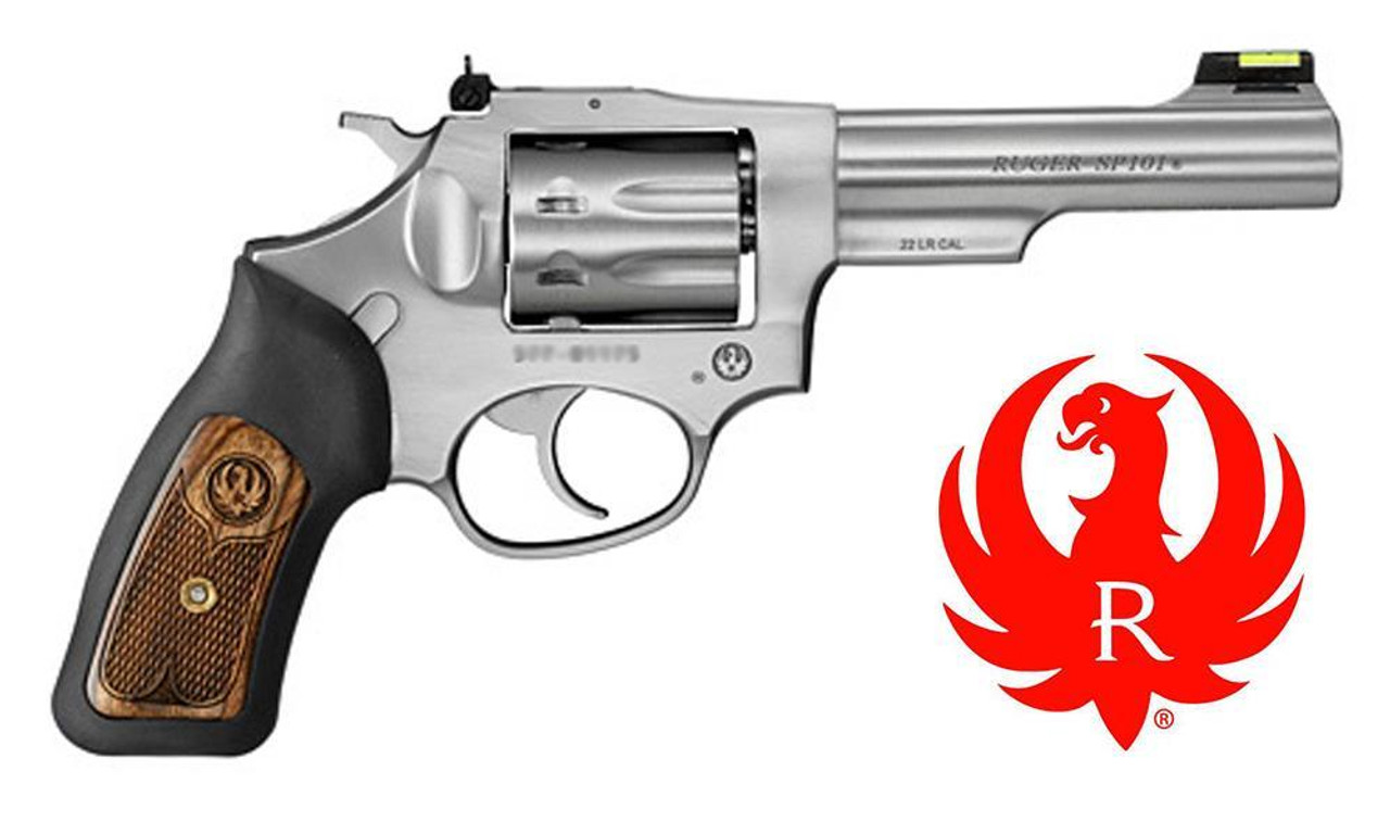 Ruger SP101 Double-Action Revolver,  22LR #5765