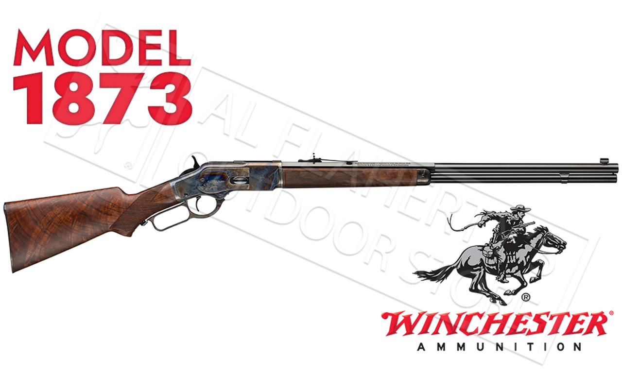 Winchester Rifle Model 1873 Deluxe Sporting with 24