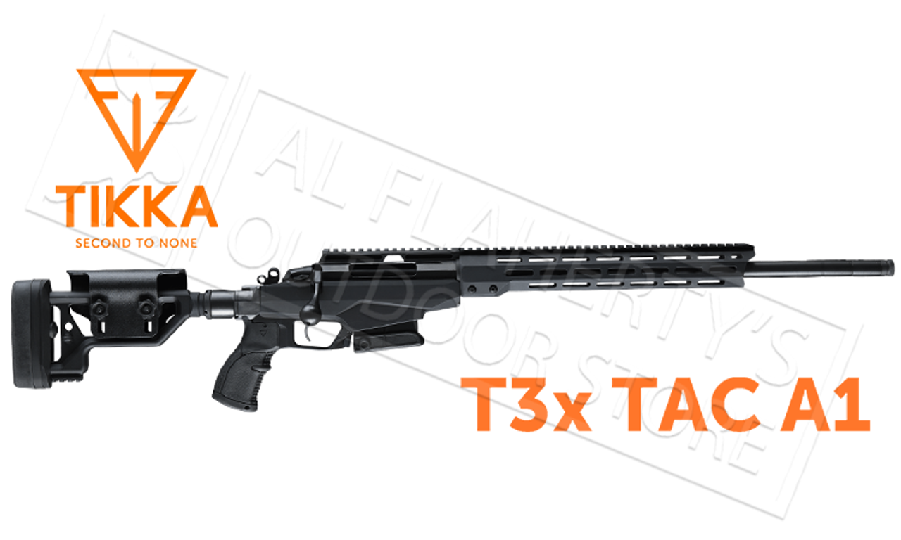 Tikka T3x TAC A1 Rifle - Various Calibers