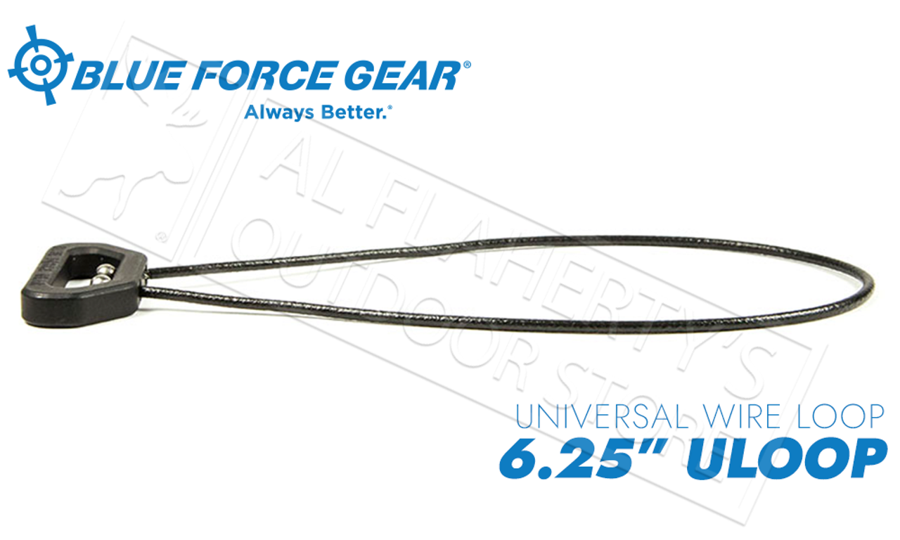Blue Force Gear 3.25 OR 6.25 Universal Wire Loop Adapter You Choose! NEW