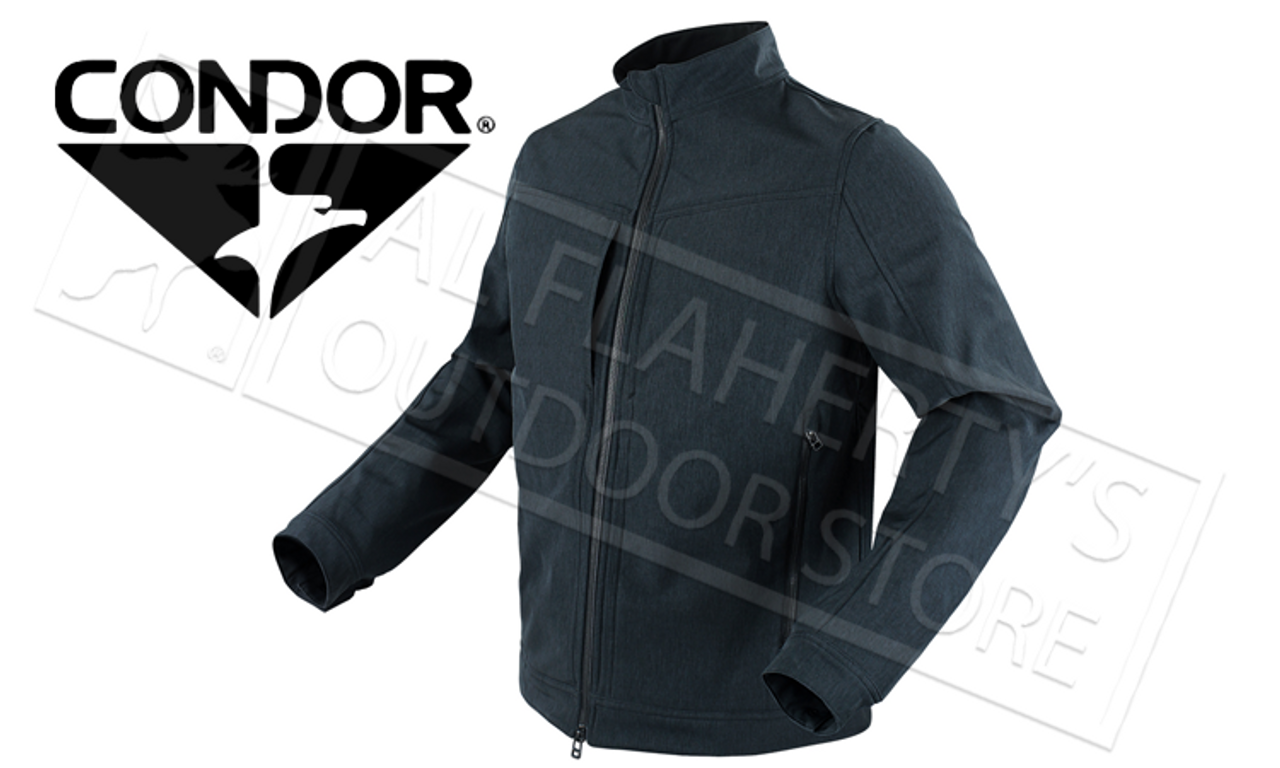 0ff580eec52cf Condor Intrepid Soft Shell Jacket L-2X - Al Flaherty's Outdoor Store