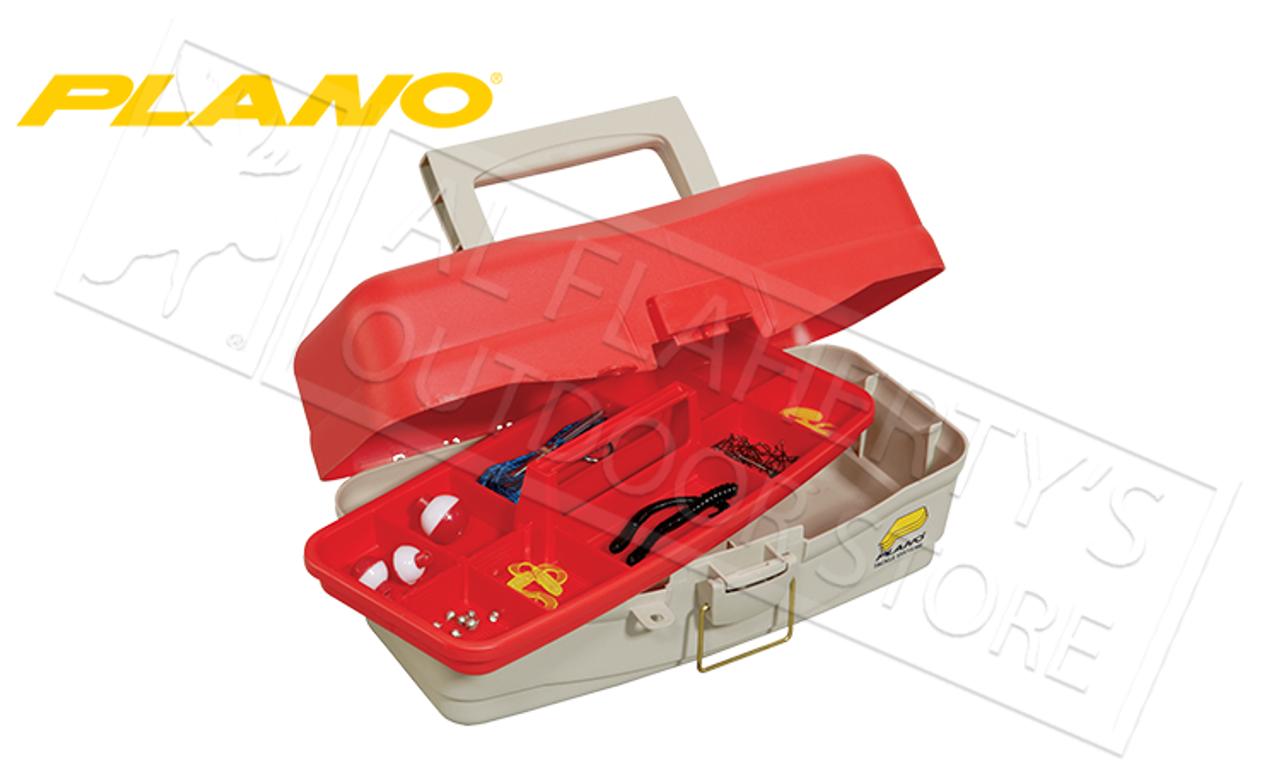 Plano Three-Tray Fixed Compartment Tackle Box XL 613306