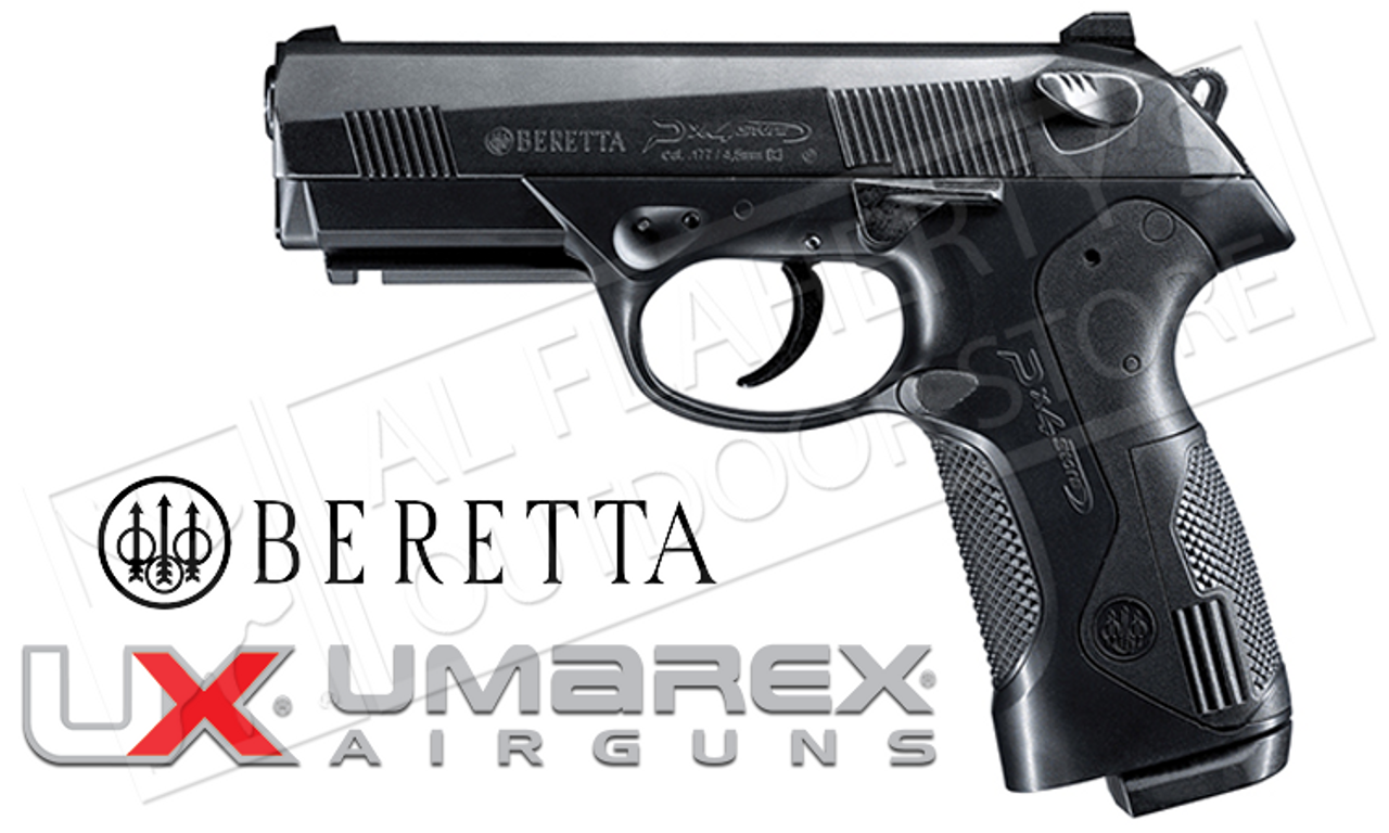 Umarex Air Pistol Beretta PX4 Storm  177 BB or Pellet with Blowback 380FPS  #2253004