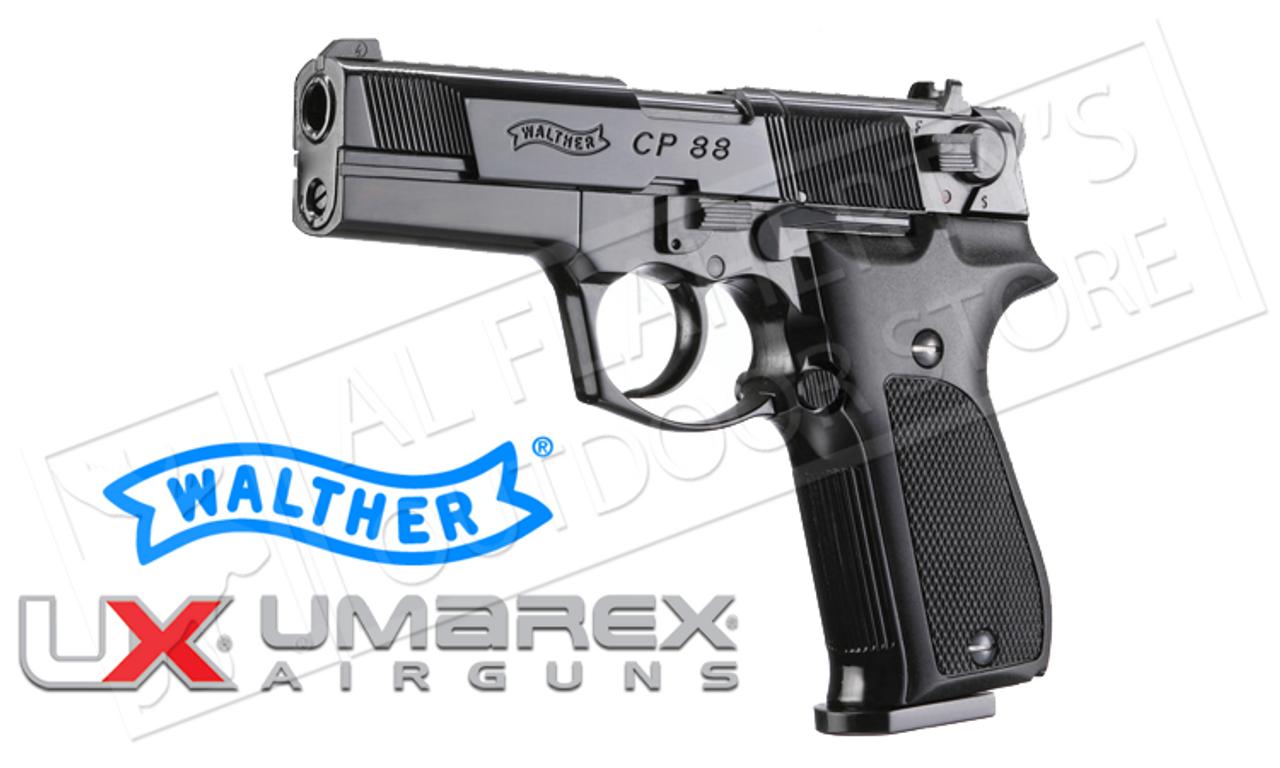 Umarex Air Pistol Walther CP88  177 Pellet 400FPS #2252050