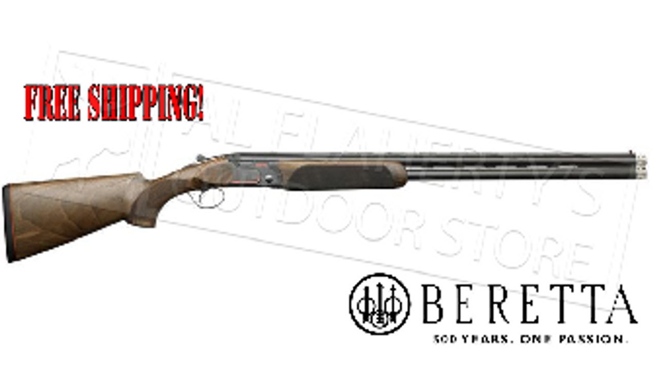 Beretta 690 Competition Shotgun - 12 Gauge, 30 or 32