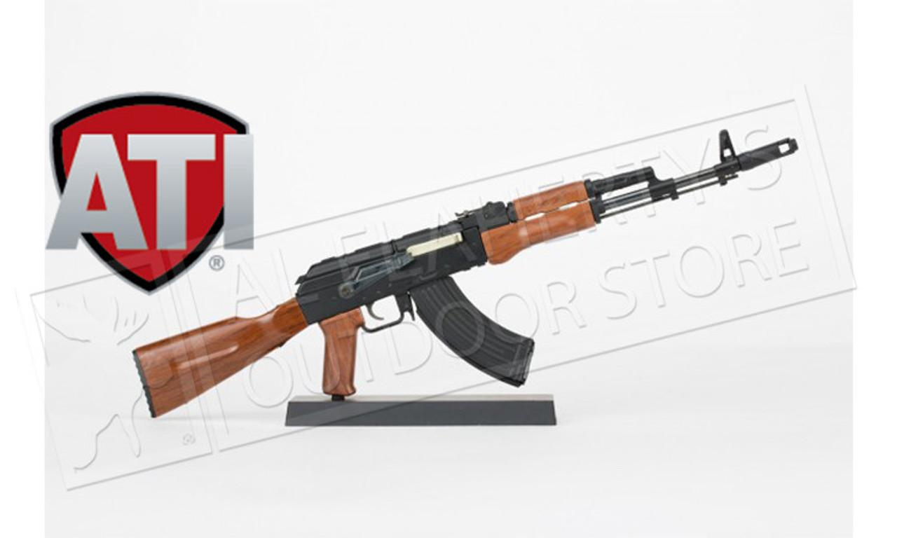 ATI Mini AK-47, AR-15,  50 Cal Sniper Rifle Replicas!