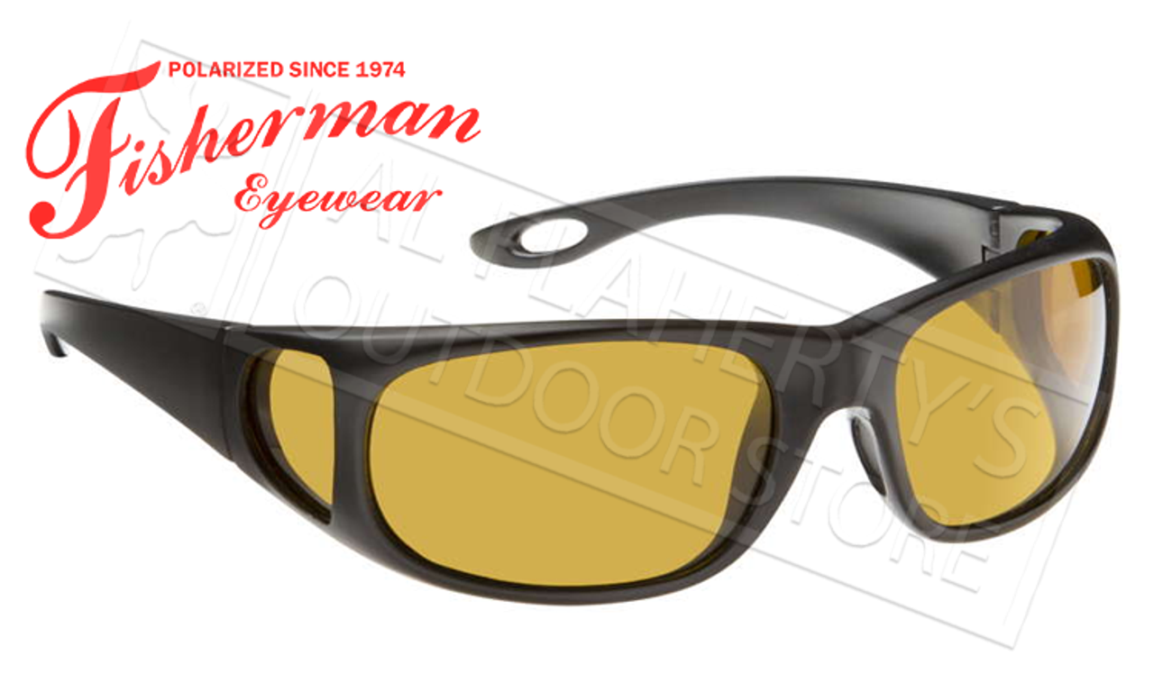 c1d1a91e1a1 Fisherman Eyewear Grander Polarized Sunglasses