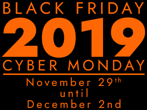Black Friday 2019 - Plus Mail in Rebates!  Federal, Browning, and Winchester!