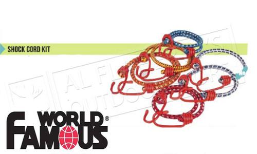 World Famous Heavy Duty Shock cord Kit #2108