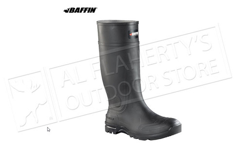 Baffin Blackhawk Plain Toe Rubber Rain Boot #LICOM001