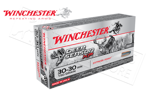 Winchester 30-30 WIN Deer Season Box of 20 #X30303DS
