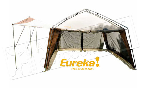 Eureka Northern Breeze 12 Screenhouse Beige/Brown #2699132