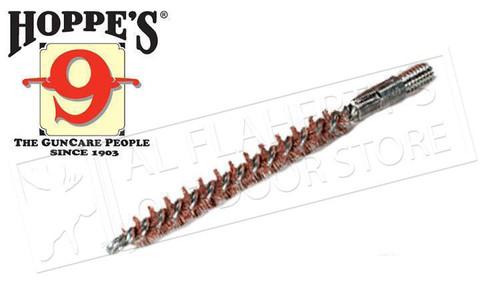 Hoppe's Phosphor Bronze Brush Rod-End, 9mm/35 Caliber
