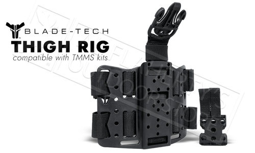 Blade-Tech Thigh Rig Black #ACCX0072AA0011AM