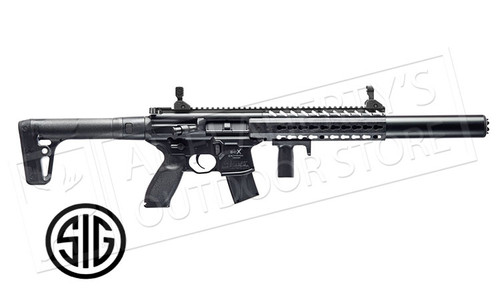 SIG Sauer Air Air Rifle MCX .177 30 Round Black AIR-MCX-177-88G-30-BLK