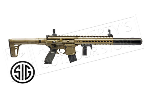 SIG Sauer Air Rifle MCX .177 30 Round FDE AIR-MCX-177-88G-30-FDE
