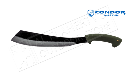 Condor TK Bushcraft Parang Machete with Ballistic Nylon Sheath #CTK42313HC