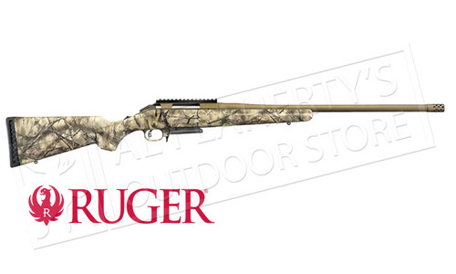 Ruger American Rifle with Go Wild Camo