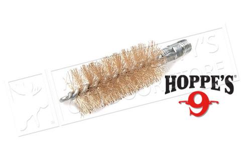 Hoppe's Phosphor Bronze Brush Rod-End, 9mm Caliber Rifles #1307AP