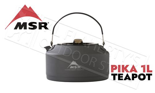 MSR Pika 1 Liter Teapot #10942