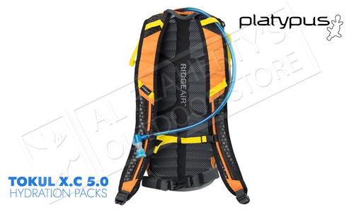 Platypus Tokul XC 5.0 Hydration Packs with Big Zip LP 3.0L Bag