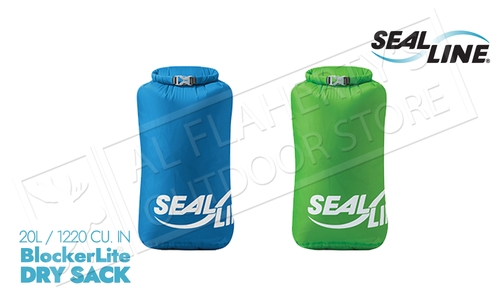 SealLine BlockerLite Dry Sacks - 20L Various Colours #DRYSACK20