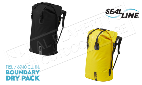 SealLine Boundry Dry Pack Portage Backpack - 115 Liter #08558