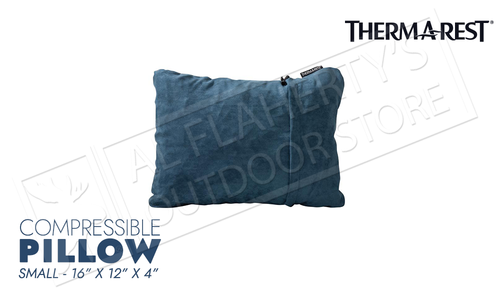 Therm-A-Rest Compressible Pillow - Various Patterns Size Small #PILLSM