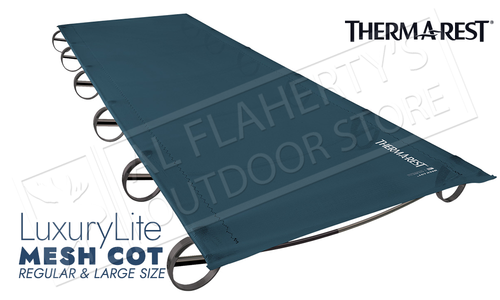 Therm-A-Rest LuxuryLite Mesh Cots - Regular & Large Sizes