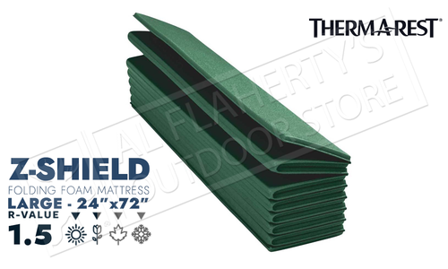 Therm-A-Rest Z-Shield Closed Cell Mattress #09218