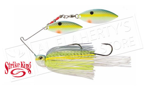 Strike King Tour Grade Spinnerbaits 1/2 oz. Various Patterns #TGSB12WW