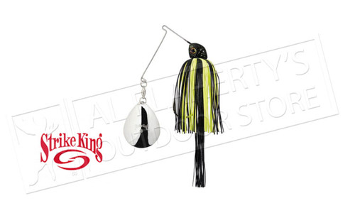 Strike King Tour Grade Night Spinner Bait 1/2 oz
