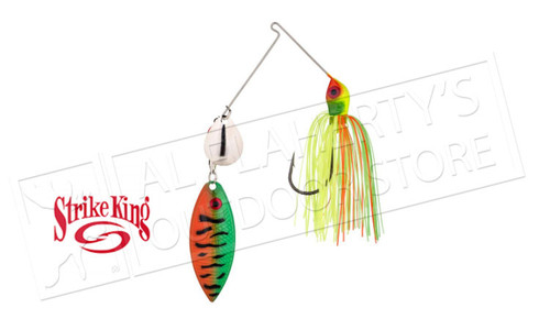 Strike King Redeyed Special SpinnerBaits, 3/8 oz. Various Patterns #REYE38CW