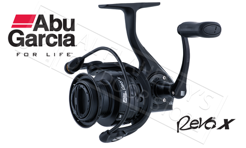 Abu Garcia Revo X Spinning Reels, Size 30 or 40 #REVO2X
