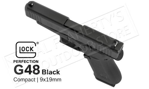 Glock 48 Black Fixed Sight 9mm