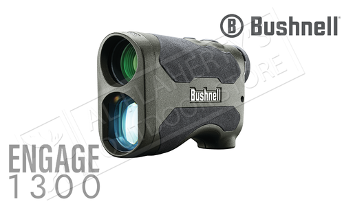 Bushnell Engage 1300 Laser Rangefinder 6x24mm with ARC #LE1300SBL