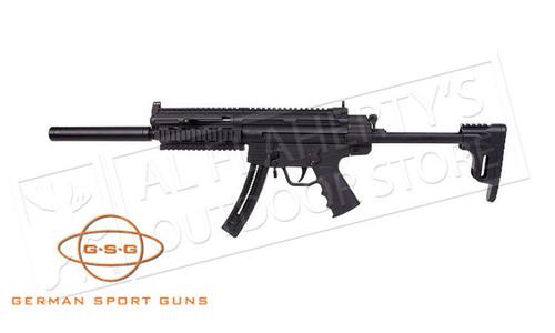 GSG GSG-16 Rimfire Rifles #R04GSG15 - Black